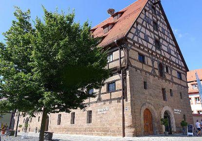 Museum HopfenBierGut und Tourist-Information der Stadt Spalt