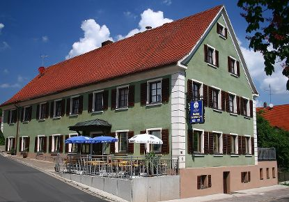 Gasthof  Brombachsee