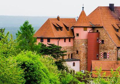 Burg Wernfels Jugendherberge