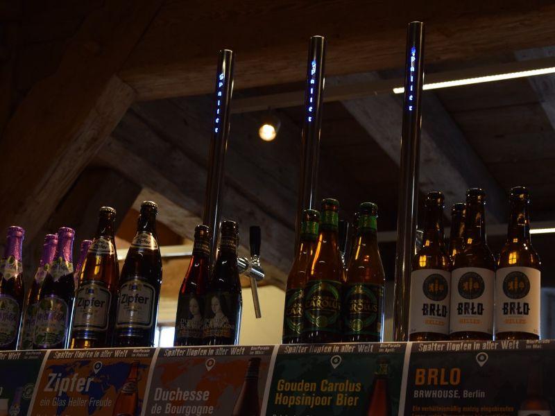 Info Monatsbierabholer & Bierparadefans