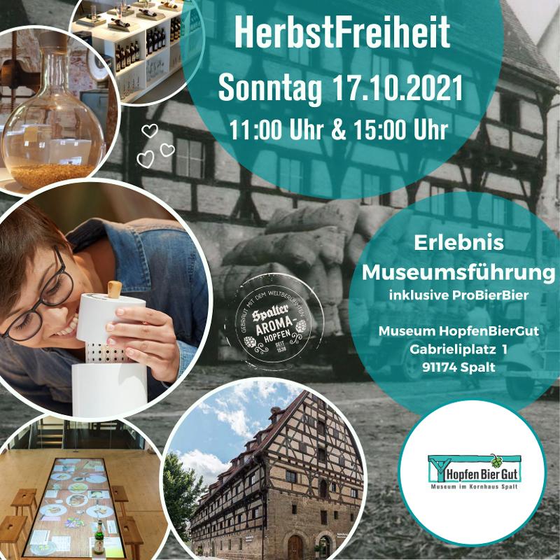 Erlebnisführung Museum HerbstFreiheit