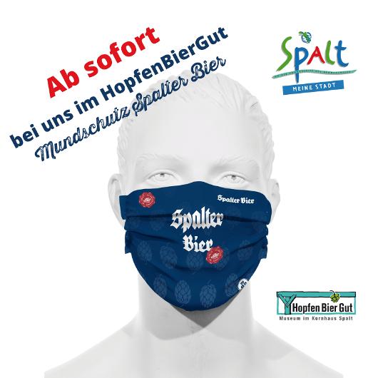 Spalter Bier Masken