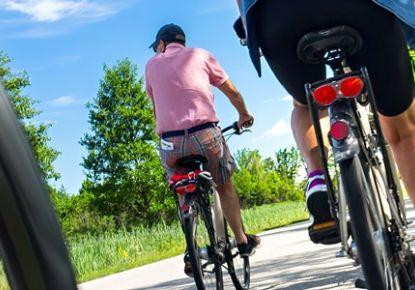 SAN-aktiv-Tours Fahrradverleih
