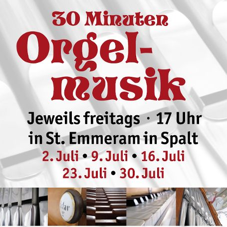 30 Minuten Orgel