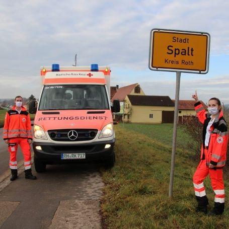 Spalt bekommt einen Rettungswagen