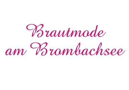 Brautmode am Brombachsee
