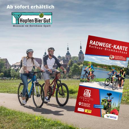 Neue Radwegekarte